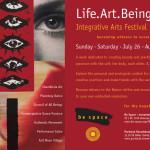 2015 Life.Art.Being Festival